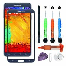 Front Outer Screen Glass Lens Replacement for Samsung Galaxy Note 3 UV Glue Tool