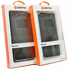 """Griffin Reveal Ultra Thin Shell Case for iPhone 6 6S Plus+Screen Protector 5.5"""""""