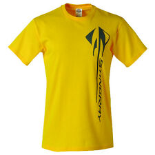 "CORVETTE ""C7"" NEW GENERATION YELLOW STINGRAY TEE  BUDS CHEVROLET ST MARYS O"