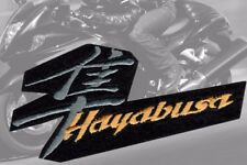 SUZUKI HAYABUSA GSX-R CLOTH PATCH - EXCELLENT, RARE!!!