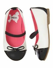 Gymboree Bow ballet flats Dress Shoes 5 9 10 Posh and Playful Girls NEW