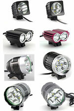 CREE XML XM-L T6 LED Bicycle Light Bike Lamp Headlamp Torch Flashlight Lantern