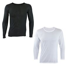 Sexy Men's Muscle Sports T-Shirt Underwear Mesh Breathable Top Undershirt Sports