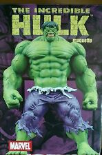 MARVEL THE INCREDIBLE HULK STATUE MAQUETTE LE #926/3000 AVENGERS PLANET HULK.