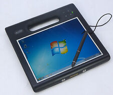 MOTION MCF5 CFT-003 TABLET NOTEBOOK TOUCHSCREEN i5 CPU SSD HDD 4 GB RAM IP54