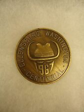 1967 ELLENSBURG WASHINGTON CENTENNIAL $1.00 IN TRADE ROBBER'S ROOST SO CALLED