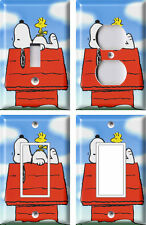 Peanuts (Snoopy) - Light Switch Covers Home Decor Outlet