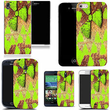 hard case cover for variety of mobiles - green radiation