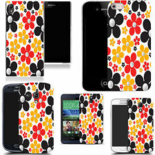 motif case cover for various Popular Mobile phones - roseate daisy