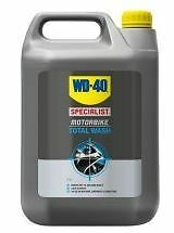 Motorcycle WD40 Specialist Motorbike Total Wash 5L