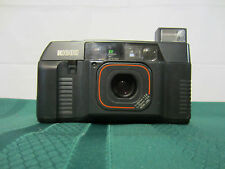 RICOH TF-400 AUTOMATIC 35mm POINT AND SHOOT . - WORKS