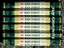 Hem Rain Forest Incense 20-40-60-80-100-120 Sticks You Pick Amount {:-)