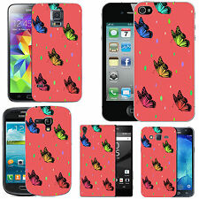 gel case cover for many mobiles - blush colourful caress droplet silicone