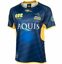ACT Brumbies 2016 Home Jersey Adults & Kids Sizes Available BNWT