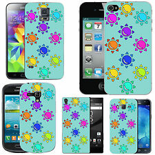 gel case cover for many mobiles - azure mixed sunshines silicone