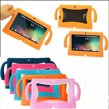 """7"""" Inch Cute Soft Silicone Cover Case for Android Kids Gilrs Boys Pad Tablet PC"""