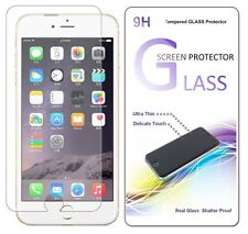 New Screen Protector Front Tempered Glass Protective Film For iPhone 6 6S 7 Plus