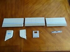 Brother KX-350 Home Knitting Machine Replacement Needlebed Base Sides and Middle