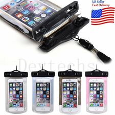Waterproof Underwater Wrist Strap Pouch Dry Bag Case Cover for iPhone 6 Plus 5.5