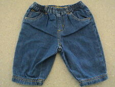 Boy's Size 000 baby BABY brand Denim Jeans & TARGET brand All-In-One