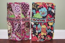 Vera Bradley HAPPY SNAILS or VERY BERRY PAISLEY Straighten Up & Curl Iron Cover