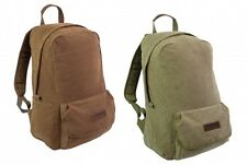 30l HEAVY DUTY CANVAS BACKPACK bag army military cotton STIRLING