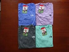 North Face Women's Long Sleeve Reaxion Amp T Shirt NWT New Fit