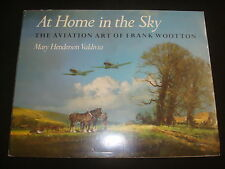 At Home in the Sky: Aviation Art of Frank Wootton, Valdivia, M.H.