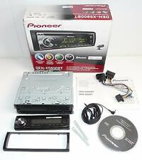 Pioneer DEH-X5800BT Car Stereo with RDS Tuner/CD/Bluetooth/USB/Aux-In - FAULTY