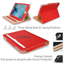 Magnetic Leather Smart Case Cover Folio For Apple iPad Air 2