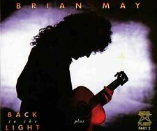 "Brian May Back To The Light + Star Fleet Part 2 UK CD single (CD5 / 5"")"