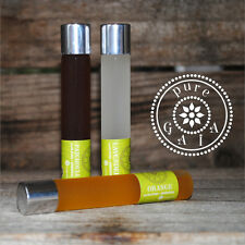 100% PURE ESSENTIAL OIL 10ml BUY 3 GET 1 LEMONGRASS FREE Over 70 oils available