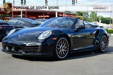 Porsche: 911 Turbo S Cabriolet Certified Pre-Owned CPO