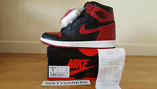 Nike Air Jordan 1 Banned 2016 8US 7UK 41EU New DS