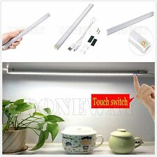 Touch Switch USB LED Light Bar Lamp closet wardrobe washbasin indoors light #ISR
