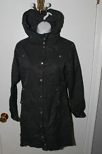 NIKITA NATASZA TAKE 5 COAT STYLE#J6117 CHARCOAL RAIN JACKET NWT