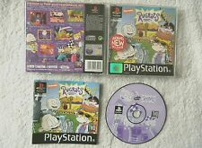 36585 Rugrats Studio Tour - Sony Playstation 1 Game (2000) SLES 02525