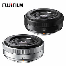Fujifilm Fujinon XF 27mmF2.8 High Puality Compact Prime Mount Lens 2 colors