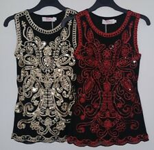 Girls Top Quality Sequin Fully Lined Party Dress Ages 2-12 Years Winter Dress