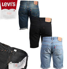 MENS LEVIS LEVI STRAUSS VINTAGE DENIM SHORTS CUT OFF ROLLED UP SIZE 24 - 40