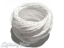 3mm High Quality Silica Rope Wick. Temp Res >  1600°C  Perfect for Atty's