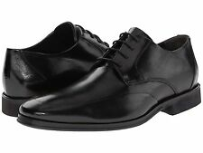 Bruno Magli Mens Wes Lace Up Moc Toe Business Casual Oxfords Italian Dress Shoes