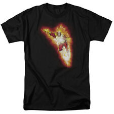 Firestorm Justice League Blaze DC Comics Superhero T-Shirt Tee
