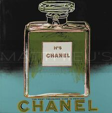 Andy Warhol-Chanel, Canvas/Paper Print, Pop Art
