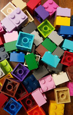 NEW! LEGO lot of 2x2 bricks. Various colors. Brand new. LEGO #3003