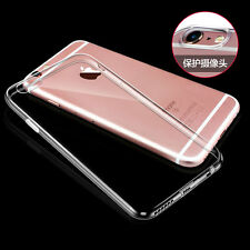 Ultra Thin Crystal Clear Soft Transparent Case Cover For Apple iPhone 6 6s Plus