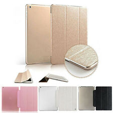 Magnetic Slim Sleep Wake Stand Smart Case Cover for iPad 2 3 4 5 Air 2 Deluxe