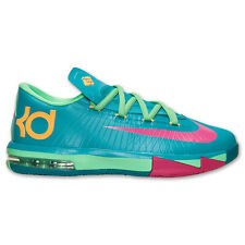 Nike KD VI 6 Youth GS Hero Pack Air Max Turbo Basketball Shoes 599477 304