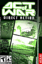 Act of War: Direct Action (PC, 2005)