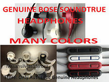 Genuine Bose Soundtrue In Ear Buds Headphones Earphones -Ultra -Mie2i IE2 MIE IE